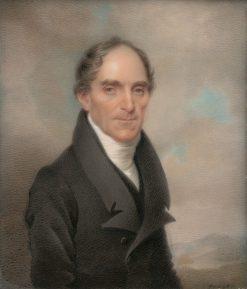 Dr. Francis Kinloch Huger | Charles Fraser | Oil Painting