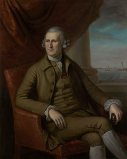 Thomas Willing | Charles Willson Peale | Oil Painting