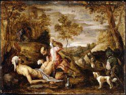 The Good Samaritan | David Teniers II | Oil Painting