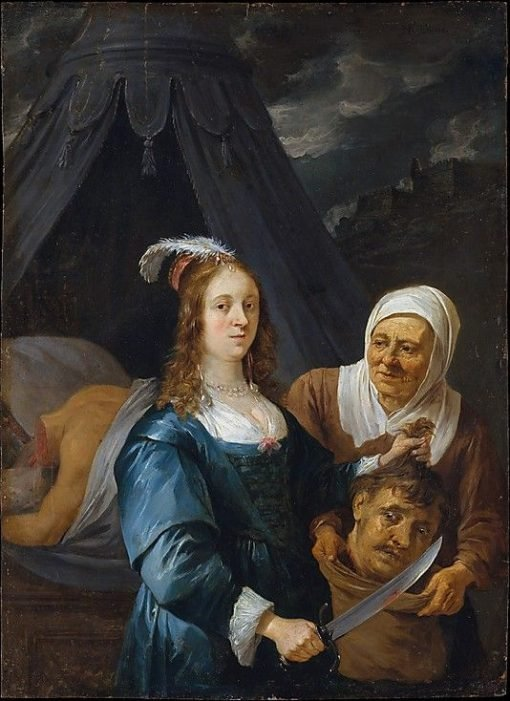 Judith with the Head of Holofernes | David Teniers II | Oil Painting