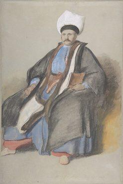Portrait of Abram Incab Messir | David Wilkie | Oil Painting