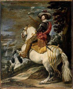 Don Gaspar de Guzman | Diego Velazquez | Oil Painting