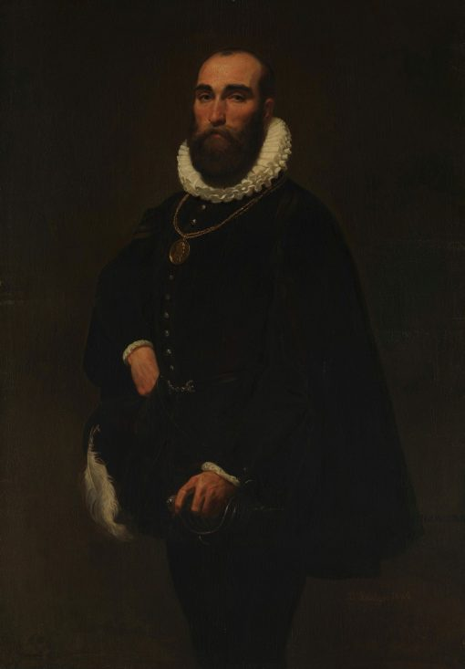 Worthington Whittredge | Emanuel Gottlieb Leutze | Oil Painting