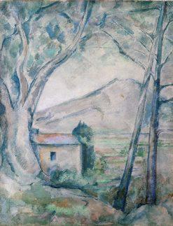 Mont Sainte-Victoire | Emile Bernard | Oil Painting