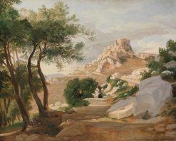 Cervara | Ernest Fritz Petzholdt | Oil Painting