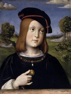 Frederigo Gonzaga | Francesco Francia | Oil Painting