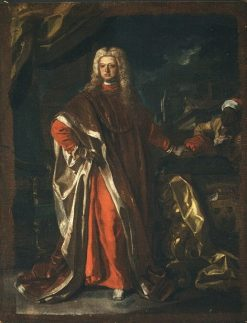 Diego Pignatelli d'Aragona (1687-1750) | Francesco Solimena | Oil Painting