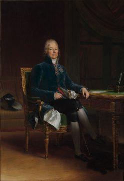 Charles Maurice de Talleyrand Périgord (1754-1838)