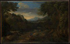 Imaginary Landscape | Gaspard Dughet | Oil Painting