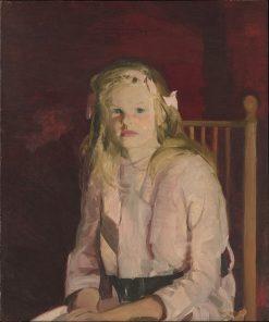 Julie Hudson   George Wesley Bellows   Oil Painting