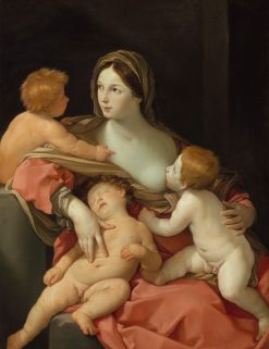Charity | Guido Reni | Oil Painting