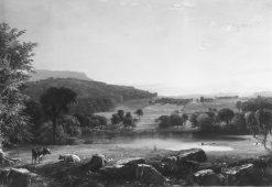 View near Sherburne
