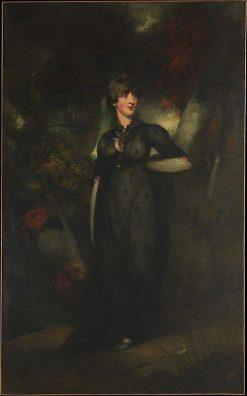 Mrs Whaley   John Hoppner   Oil Painting