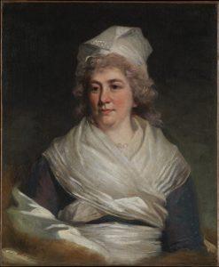 Mrs Richard Bache (Sarah Franklin