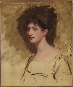 Lady Hester King | John Hoppner | Oil Painting