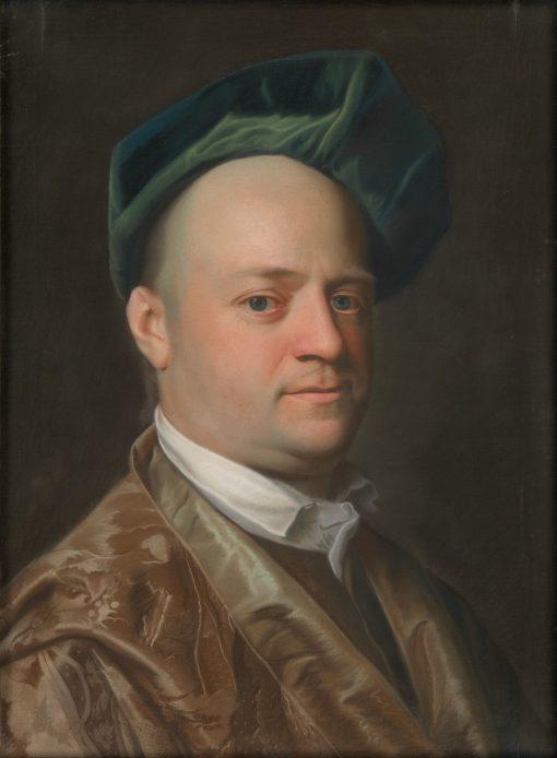 Ebenezer Storer II | John Singleton Copley | Oil Painting