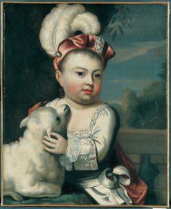 John Greenleaf   John Singleton Copley   Oil Painting