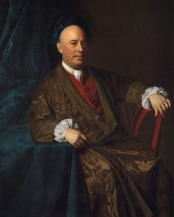 Joseph Sherburne | John Singleton Copley | Oil Painting