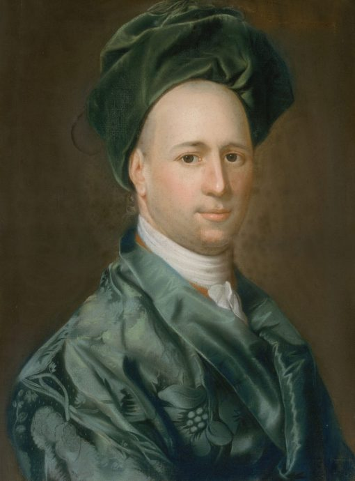 Ebenezer Storer | John Singleton Copley | Oil Painting