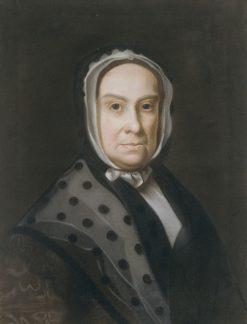 Mrs. Ebenezer Storer (Mary Edwards) | John Singleton Copley | Oil Painting