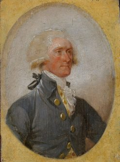 Thomas Jefferson | John Trumbull | Oil Painting