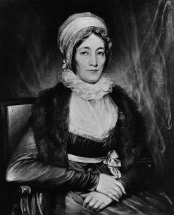 Mrs. John Murray | John Trumbull | Oil Painting