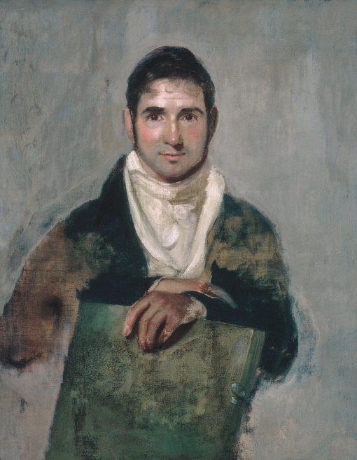 Alexander Anderson   John Wesley Jarvis   Oil Painting