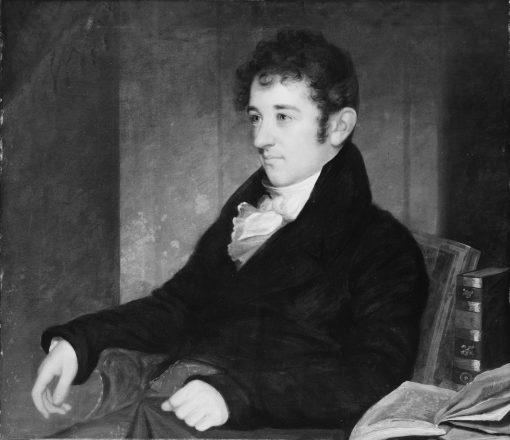 Gulian Verplanck | John Wesley Jarvis | Oil Painting