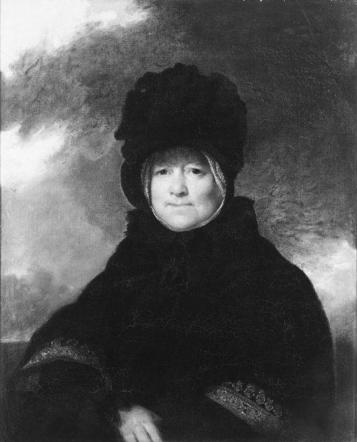 Mrs. William Thomas   John Wesley Jarvis   Oil Painting