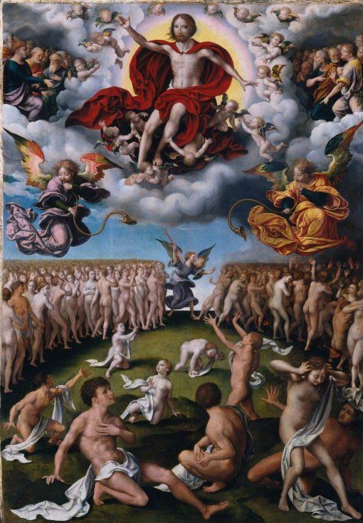 The Last Judgement | Joos van Cleve | Oil Painting