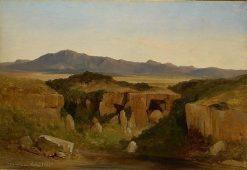 Landscape | Jules Coignet | Oil Painting