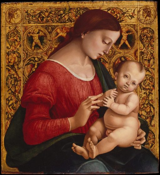 Madonna and Child | Luca Signorelli | Oil Painting