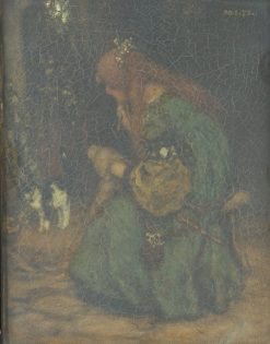 Reverie | Matthijs Maris | Oil Painting