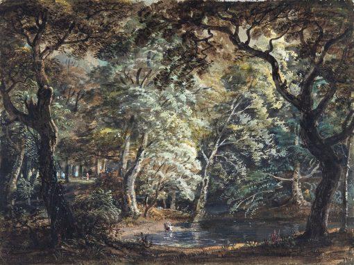 Windsor Great Park | Paul Sandby