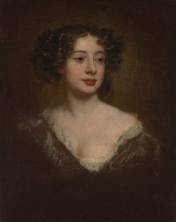 Study for a Portrait of a Woman | Peter Lely | Oil Painting