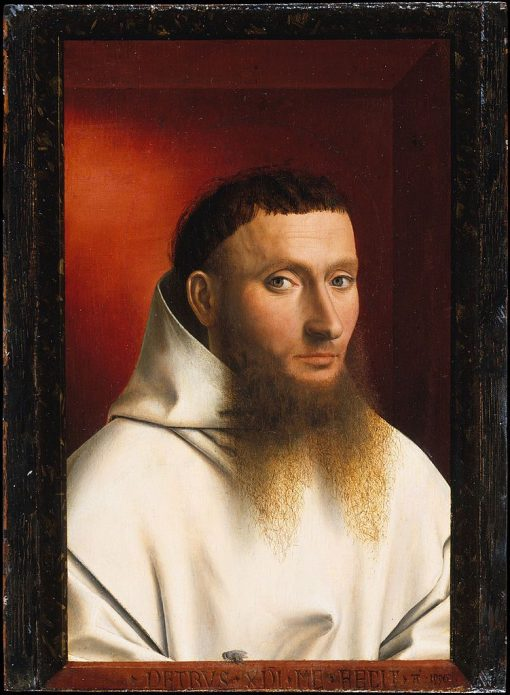 A Carthusian | Petrus Christus | Oil Painting
