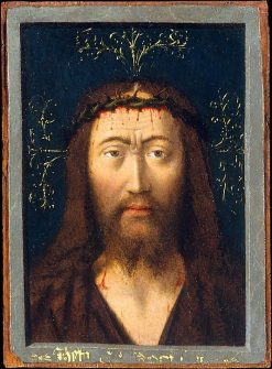 Head of Christ | Petrus Christus | Oil Painting
