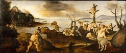 The Return from the Hunt | Piero di Cosimo | Oil Painting