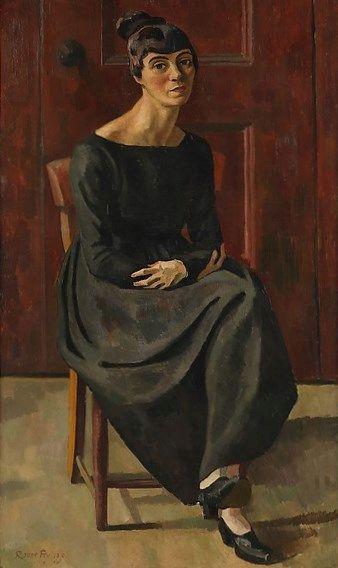 Gabriele Soene | Roger Eliot Fry | Oil Painting