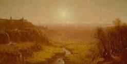 Tivoli | Sanford Robinson Gifford | Oil Painting