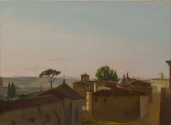 View on the Quirinal Hill