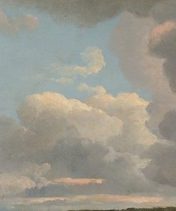 Cloud Study (Early Evening) | Simon Denis | Oil Painting