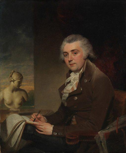 Edward Miles (1752-1828) | Sir William Beechey | Oil Painting