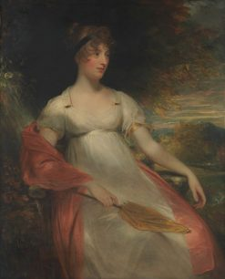 Portrait of a Woman | Sir William Beechey | Oil Painting