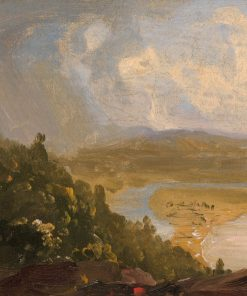 Sketch for View from Mount Holyoke