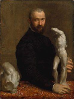 Portrait of Alessandro Vittoria | Veronese | Oil Painting