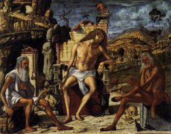 The Meditation on the Passion | Vittore Carpaccio | Oil Painting