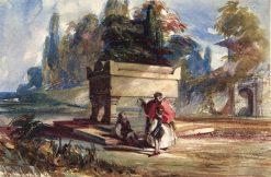 Oriental Scene | William James Muller | Oil Painting