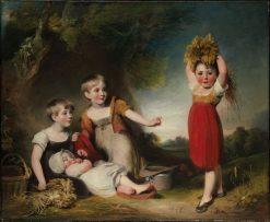 The Grandchildren of Sir William Heathcote