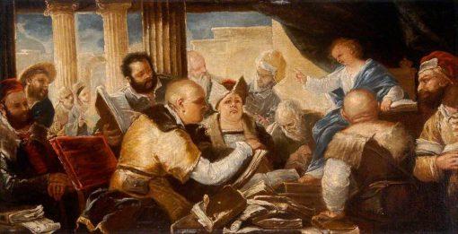 Figure Group 2 | Jacopo Bassano | Oil Painting